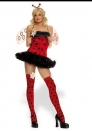 Sexy Lady Bug Adult Womens Costume