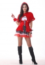 Hot Little Red Riding Hood Cosplay Halloween cosplay clothing exports real shot theatrical stage performance clothing