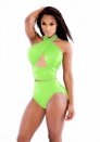 Polyester Acrylic Solid One Pieces