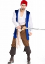 Halloween/Christmas Pirate Costume