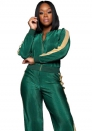 Women's Sexy hot fashion casual two-piece track suit