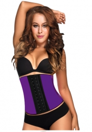 Purple OverBust Bustiers & Corsets