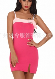 Women's Sleepwear Sexy Chemise Nightwear Night Dress S-XXL