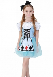 Halloween/Christmas Princess dress girl dress