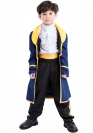 Halloween/Christmas Prince costume