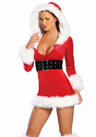 Halloween/Christmas Christmas Costume