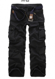 (Not Belt)Men's Wild Cargo Pants