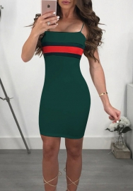 Women's Slin Bodycon Mini Dress