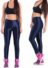 Women's Plus Size Stretch Casual Pants Fluorescence Leggings